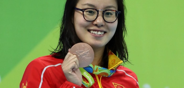 Olympic Swimmer Talks About Her Period