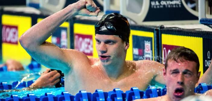 Townley Haas – USA Swimming Olympic Team 2016