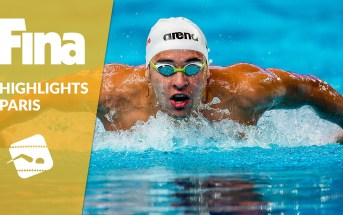 Highlights – FINA/airweave Swimming World Cup 2016 #1 Paris
