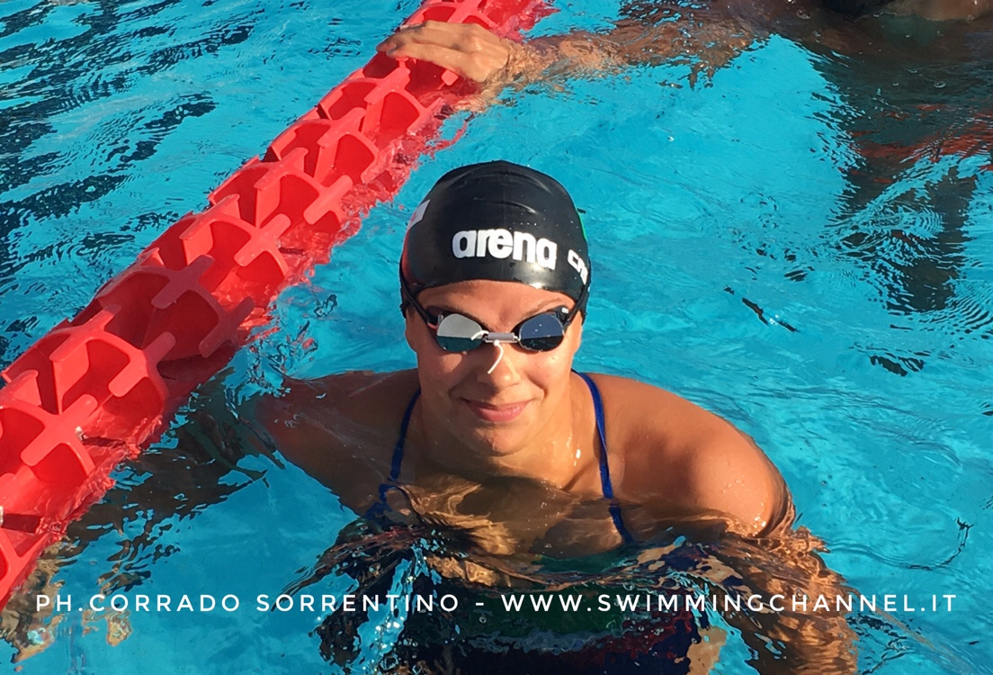 Arianna Castiglioni - ph.corradosorrentino - swimmingchannel.it