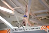 KNOXVILLE, TN - July 31, 2014: John Gray dives of the Platforms during the 2014 USA Diving Age Group and Junior National Event at Allan Jones Aquatic Center in Knoxville, TN. Photo By Matthew S. DeMaria