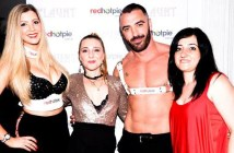 Flaunt Events launch party