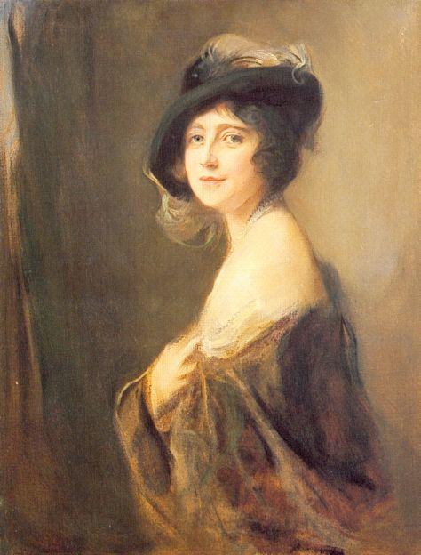 Portrait_Sketch_HM_The_Queen_Mother_1931