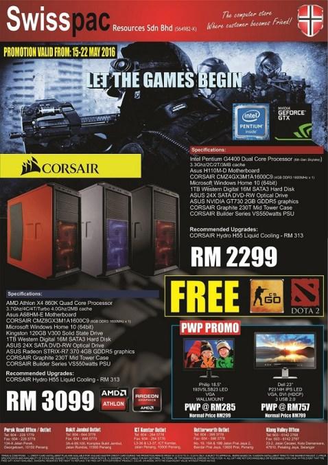 Gaming Desktop i