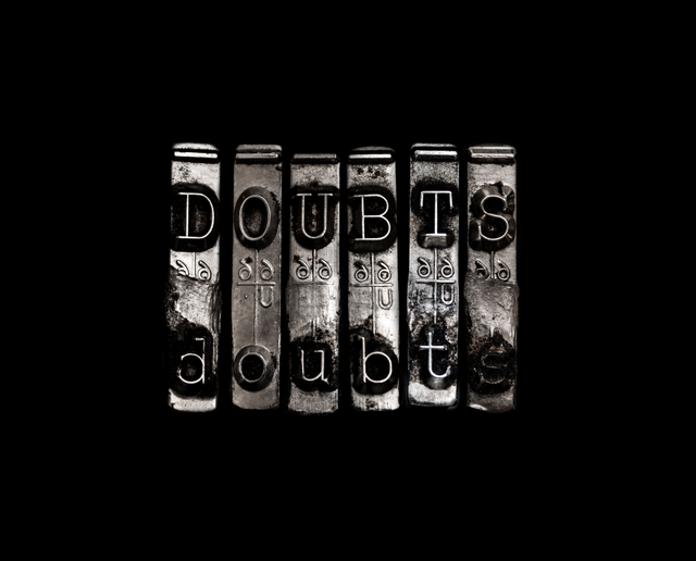 © Bradcalkins  Dreamstime.com - Doubts Photo-smaller