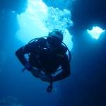 Dykking og strandliv i Baska Voda