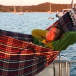 Digg. Hengekøya jeg lå i på Kan Jiff som 5-6 åring i Karibien passer fortsatt :)