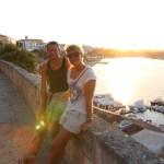 Endelig fremme på Menorca! Sightseeing Mahon