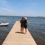 Halvårets badetemperatur i Mar Menor
