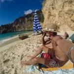 """Little bay aka """"Lille bay"""". Mer karibisk castaway strand skal du lete lenge etter"""