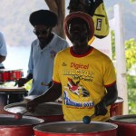 Steel-band rytmer fra rastafarier