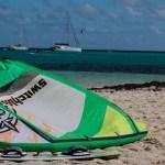 Kite-spot #1  i Karibien. Flere fant jammen veien hit.