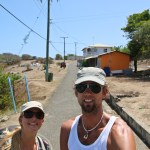 En helt vanlig fredag på Petit Martinique