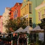 Nederlandsk arkitektur i Willemstad.