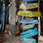 Chillax stemning i Lac, Surfers paradise på Bonaire