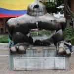 Skulptur som overlevde borgerkrigsangrep