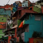 Communa 13 i verdens farligste by på 90-tallet, Medellin.