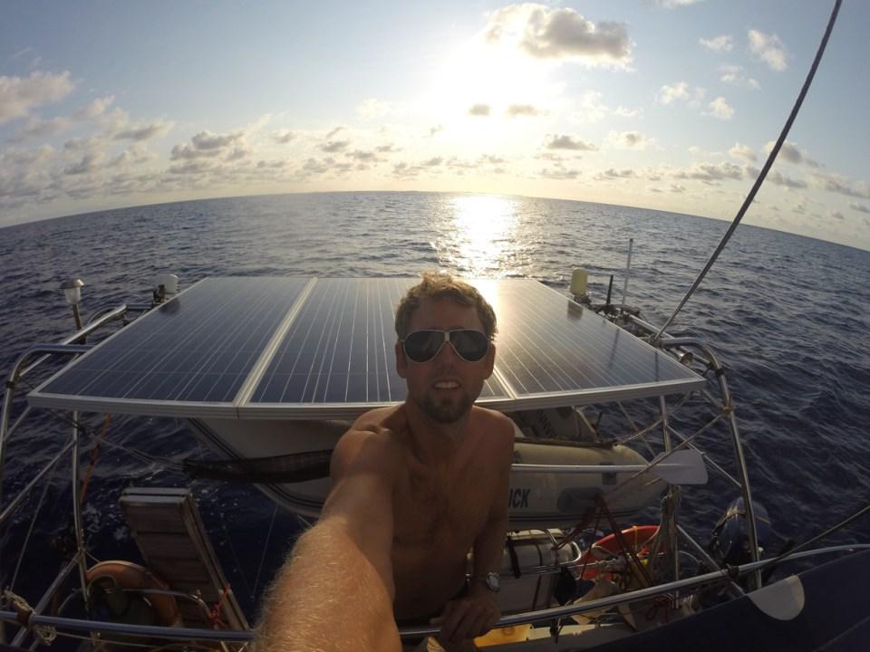 Fantastisk seiling i Bahamas