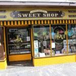 I Clonakilty har de fortsatt klart å beholde nisjebutikkene langs handlegata.