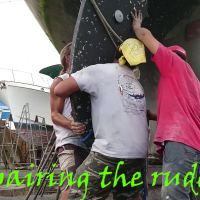 16-10_repairing the rudder