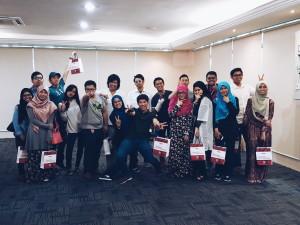 Presented during INTEC's Minggu Destini Siswa with some friends for the Persiapan Minda's slot