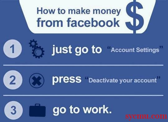 Simple way to make money from facebook