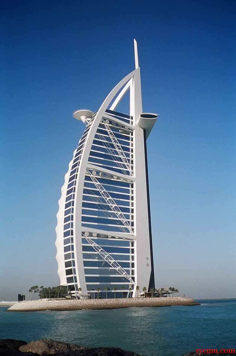 World 39 s highest tennis court for Burj arab dubai
