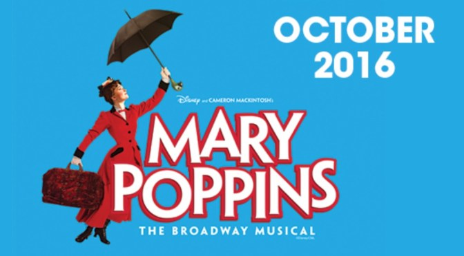 WILLOUGHBY THEATRE COMPANY PRESENTS MARY POPPINS @ THE CONCOURSE CHATSWOOD
