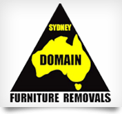 SYDNEY DOMAIN FURNITURE REMOVALS