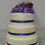 Purple_Ribbon_Wedding_Cake_Sydneys_Sweets