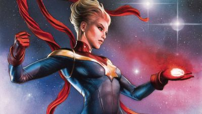 Everything we know about Captain Marvel (so far) | SYFY WIRE