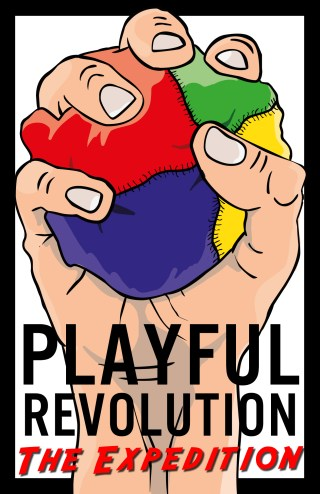 Playful Revolution The expedition