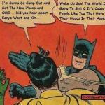batman says it