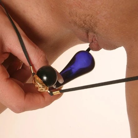 nipple clit chain