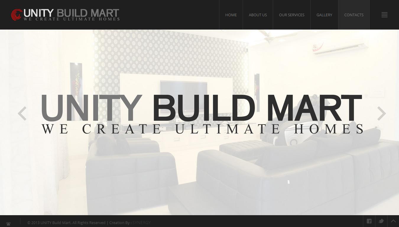 Unity Build Mart