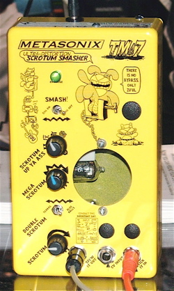 Metasonix Scrotum Smasher