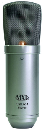 MXL Stereo USB Microphone