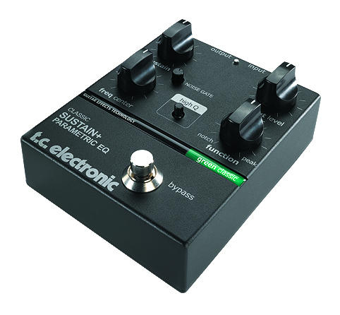 TC Electronic effects pedal