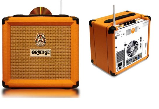 Orange OPC Computer
