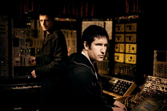 Trent Reznor & Atticus Ross take home Academy Award Oscar for The Social Network Soundtrack