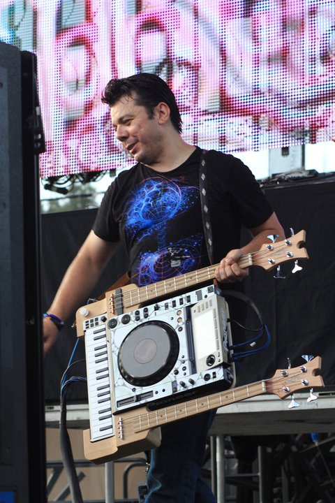 The Crystal Method Keytar