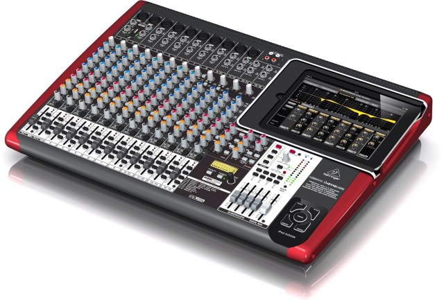 Behringer Xenyx iX2442 USB iPad Mixer
