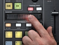 novation twitch touchstrip