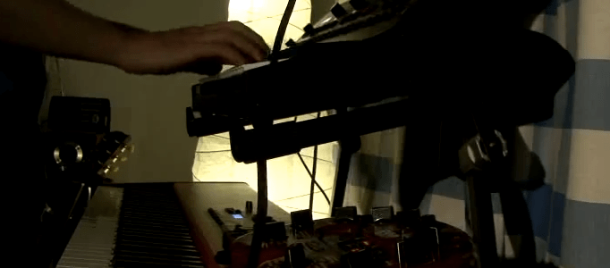 looping-synth-jam