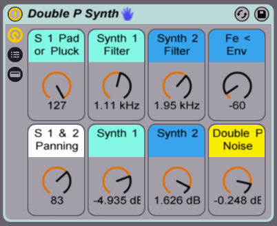 double-p-free-synthesizer