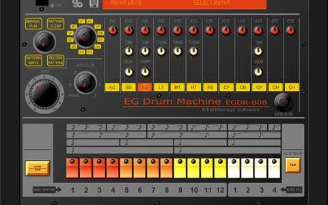 egdr808-drum-machine