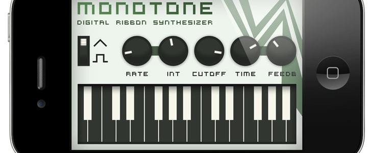 monotone-digital-monotron