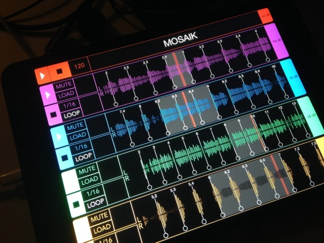 Mosaik-ipad-music-software