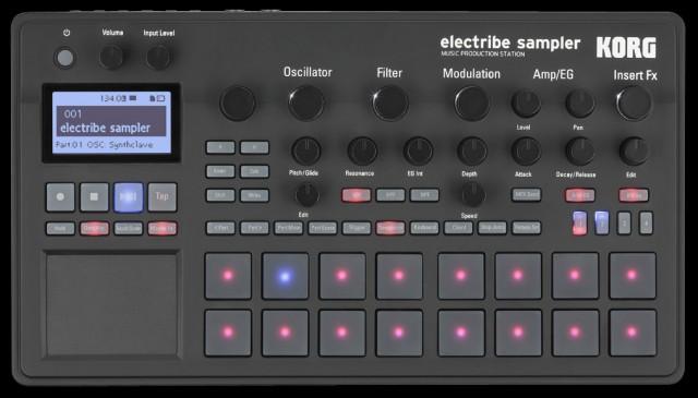 Korg-electribe-sampler-front