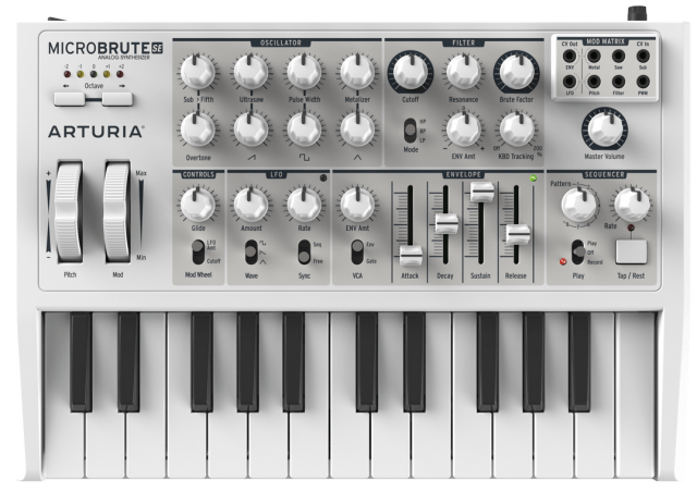 arturia-microbrute-se-analog-synthesizer